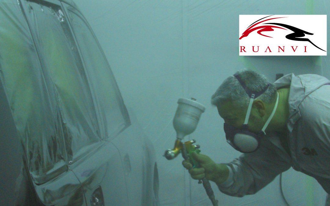 La Pintura perfecta en tu coche es importante