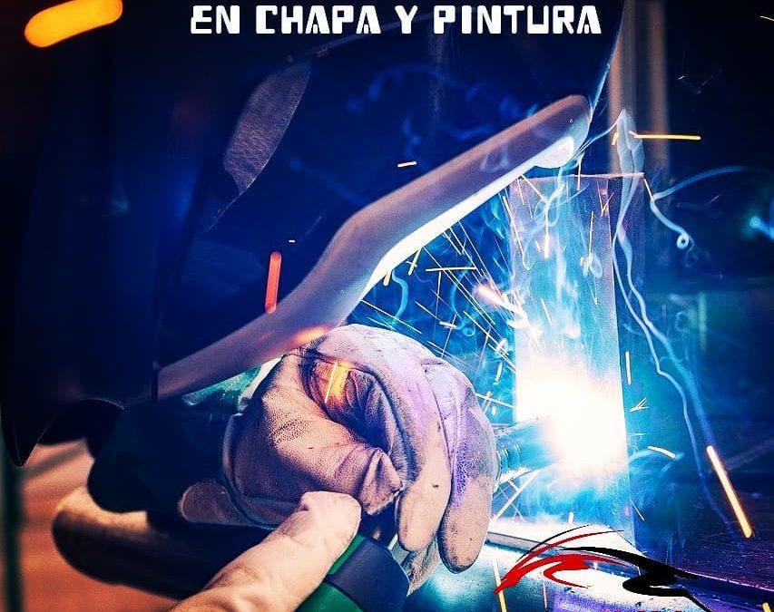Reparación Chapa y Pintura Taller Especializado en San Vicente del Raspeig