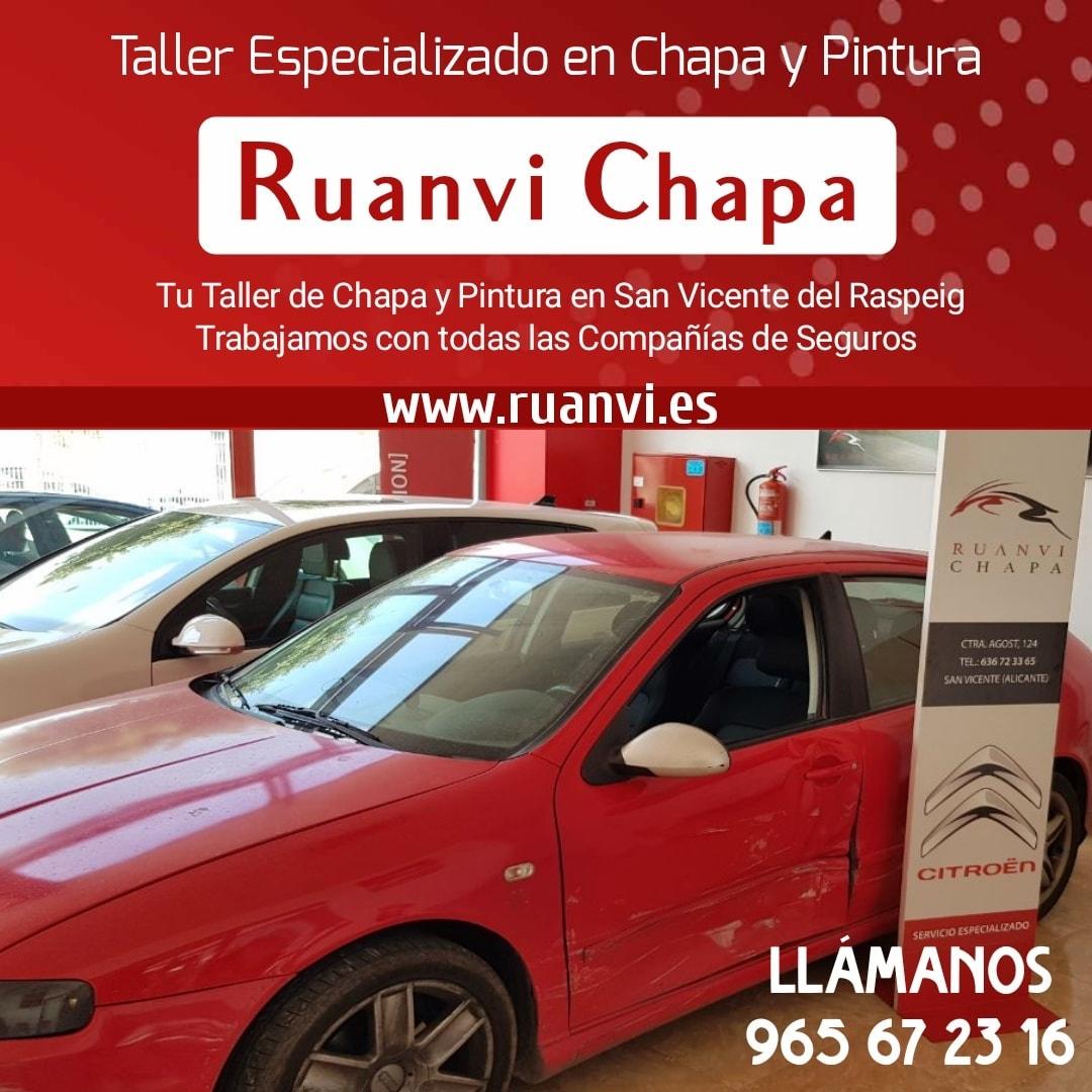 Ruanvi-chapa-taller-especializado-en-chapa-y-pintura-san-vicente-del-raspeig